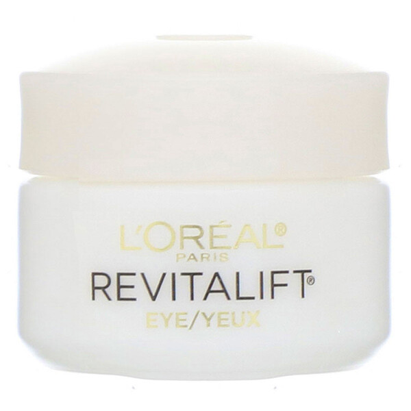 L'Oreal, Revitalift Anti-Wrinkle & Firming, Eye Treatment, 0.5 fl oz (14 g)