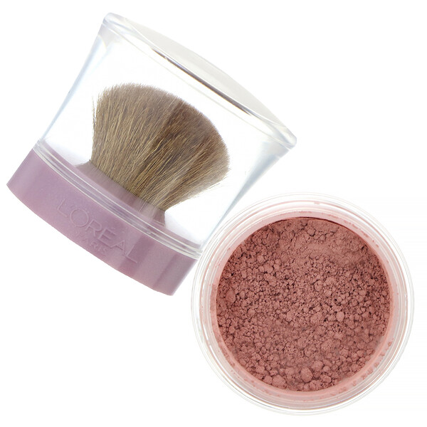 True Match Naturale Mineral Blush, 486 Pinched Pink, 0.15 oz (4.5 g)