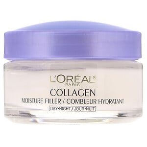 L'Oreal, Collagen Moisture Filler, Day/Night Cream, 1.7 oz (48 g) отзывы покупателей