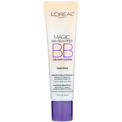 Купить L'Oreal BB-крем Magic Skin Beautifier, светлый, 30мл