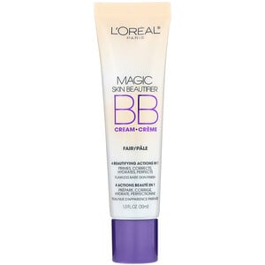L'Oreal, Magic Skin Beautifier, BB Cream, 810 Fair, 1 fl oz (30 ml) отзывы покупателей