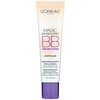 L'Oreal, Magic Skin Beautifier, BB Cream, 812 Light, 1 fl oz (30 ml)