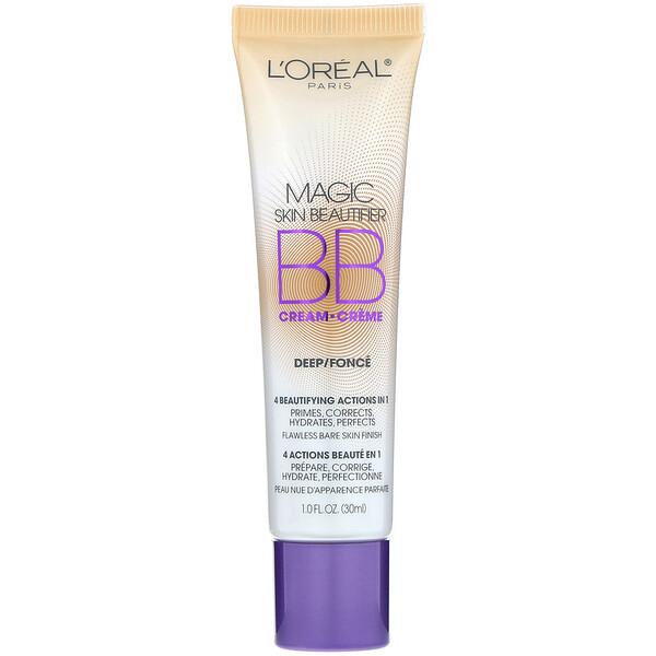 Magic Skin Beautifier BB, Crema, 816 Profundo, 30ml (1oz.líq.)