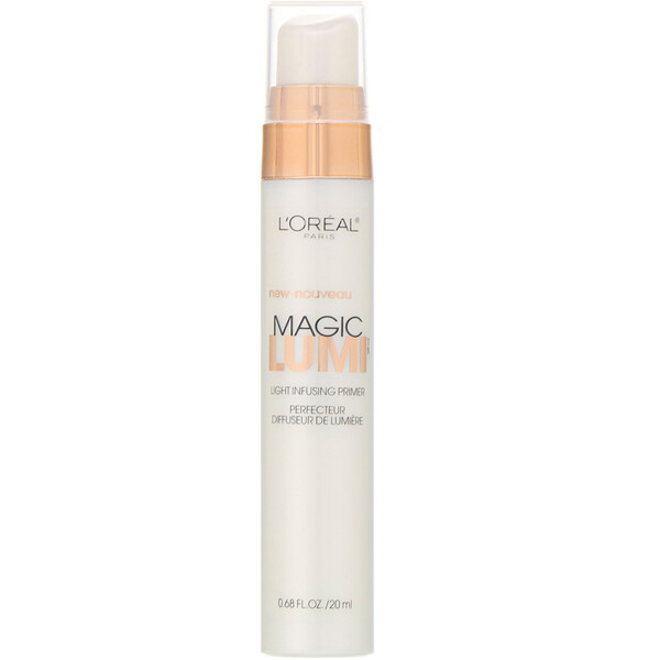 Magic Lumi Light Infusing Primer, 0.68 fl oz (20 ml)