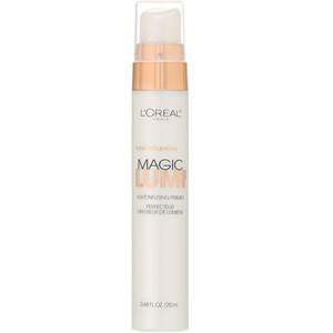 L'Oreal, Magic Lumi Light Infusing Primer, 0.68 fl oz (20 ml) отзывы покупателей