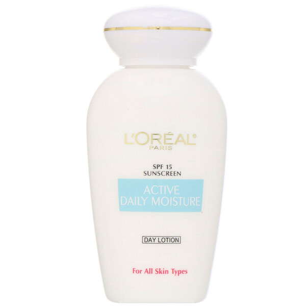 Active Daily Moisture, Day Lotion, SPF 15, 4 fl oz (118 ml)
