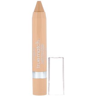 L'Oreal, True Match Super-Blendable Crayon Concealer, W4-5 Warm Light/Medium , .1 oz (2.8 g)