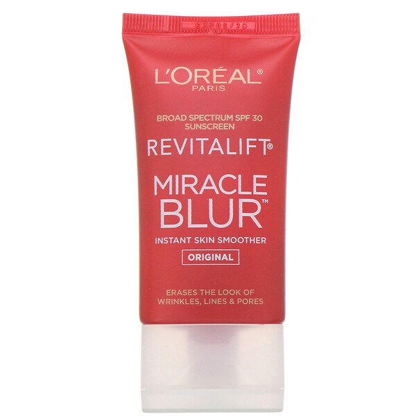 Revitalift Miracle Blur, Instant Skin Smoother, Original, SPF 30, 1.18 fl oz (35 ml)