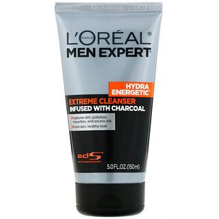 L'Oreal, Men Expert, Extreme Cleanser, 5 fl oz (150 ml)