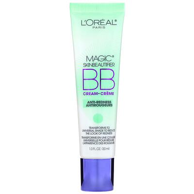 Купить L'Oreal BB-крем Magic Skin Beautifier против покраснений, 30мл