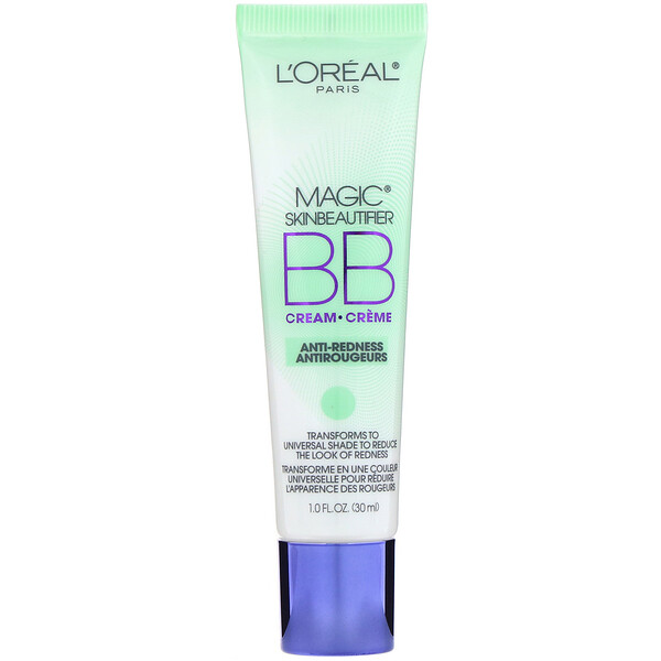 Magic Skin Beautifier B.B., Bálsamo para imperfecciones, Antienrojecimiento, 30 ml (1 oz. líq.)