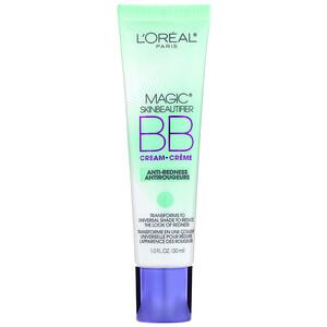 L'Oreal, Magic Skin Beautifier, BB Cream, 820 Anti-Redness, 1 fl oz (30 ml) отзывы