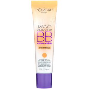 L'Oreal, Magic Skin Beautifier, BB Cream, 818 Anti-Fatigue, 1 fl oz (30 ml) отзывы