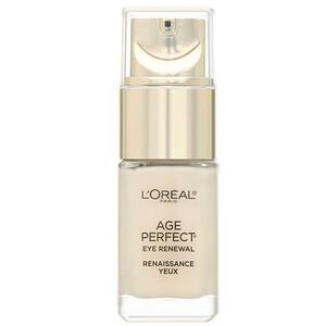 L'Oreal, Age Perfect Eye Renewal, Skin Renewing Eye Treatment, 0.5 fl oz (15 ml) отзывы