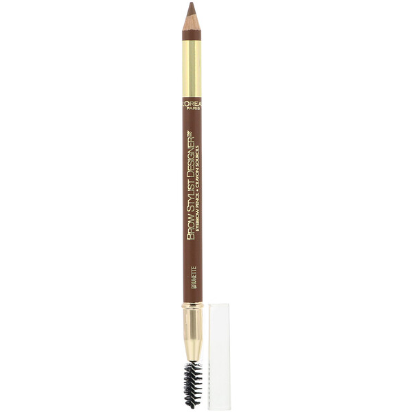 Brow Stylist Designer Eyebrow Pencil, 310 Brunette, 0.045 oz (1.3 g)
