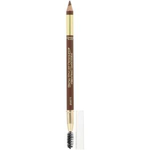 L'Oreal, Brow Stylist Designer Eyebrow Pencil, 310 Brunette, 0.045 oz (1.3 g) отзывы покупателей
