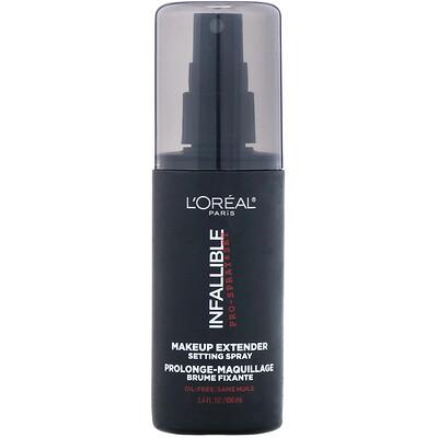 Купить L'Oreal Спрей для фиксации макияжа Infallible Pro-Spray, 100мл