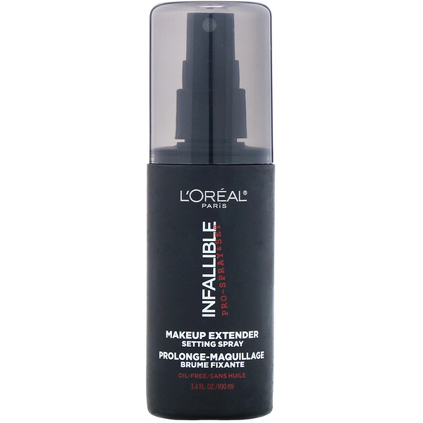 Infallible Pro-Spray & Set Makeup Extender Setting Spray, 3.4 fl oz (100 ml)