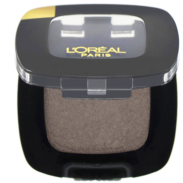 L'Oreal, Тени для век Colour Riche, оттенок Pain Au Chocolat 207, 3,5г (Discontinued Item)
