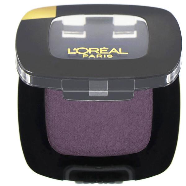 L'Oreal, Colour Riche Eye Shadow,  208 Violet Beaute, .12 oz (3.5 g) (Discontinued Item)