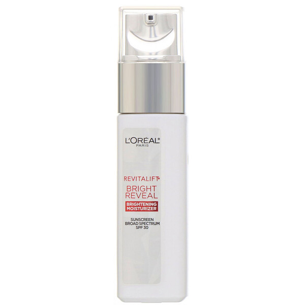 Revitalift Bright Reveal, Brightening Day Moisturizer, SPF 30, 1 fl oz (30 ml)