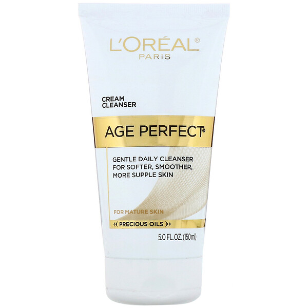 L'Oreal, Age Perfect, Gentle Daily Cleanser, 5 fl oz (150 ml)