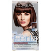 L'Oreal, Feria, Multi-Faceted Shimmering Color,  42 Dark Iridescent Brown, 1 Application