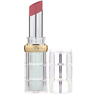 L'Oreal, Color Rich Shine Lipstick, 904 Varnished Rosewood, 0.1 oz (3 g) отзывы покупателей