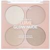 L'Oreal, True Match Lumi Glow Nude Highlighter Palette, 760 Moonkissed بحجم 0.26 أوقية (7.3 جرام)