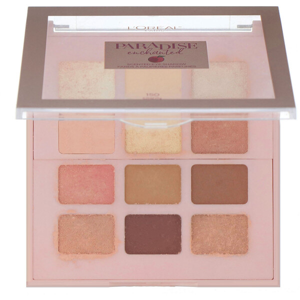 Paradise Enchanted, 150 Scented Eye Shadow, 0.25 oz (7 g)