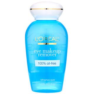L'Oreal, Dermo-Expertise, Eye Makeup Remover, 4 fl oz (118 ml)