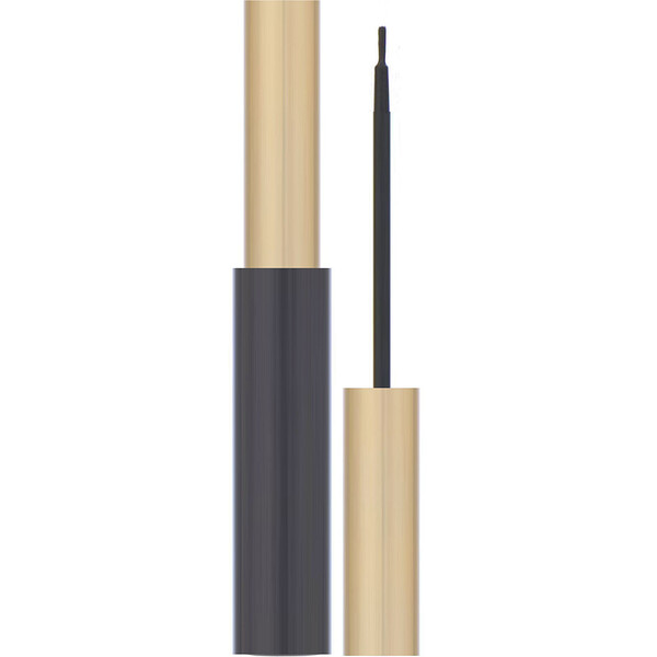 L'Oreal, Lineur Intense Brush Tip Liquid Eyeliner, 710 Black, 0.24 fl oz (7 ml) (Discontinued Item)