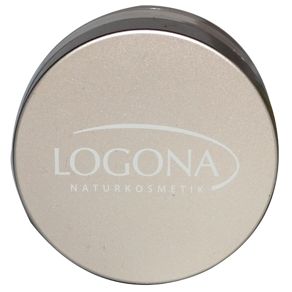 Logona Naturkosmetik, Loose Face Powder, Beige 01, 0.246 oz (7 g) (Discontinued Item)