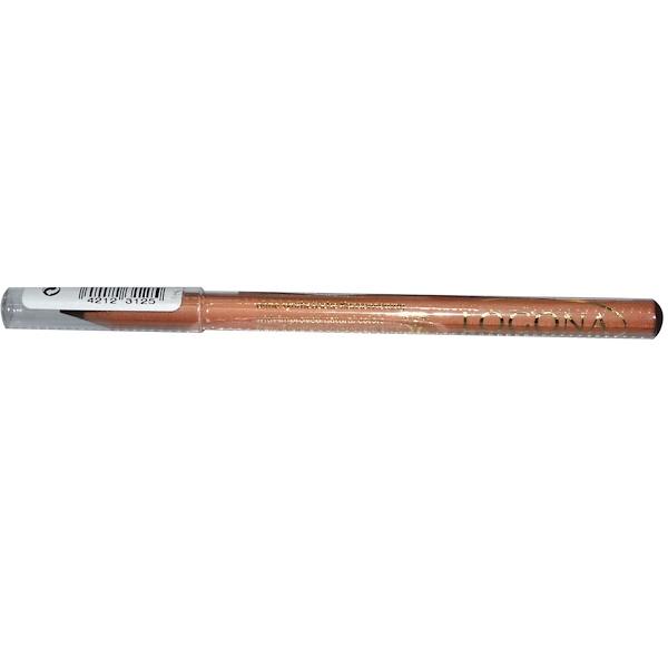 Logona Naturkosmetik, Eye Pencil, Brown 03, 0.04 oz (1,14 g) (Discontinued Item)