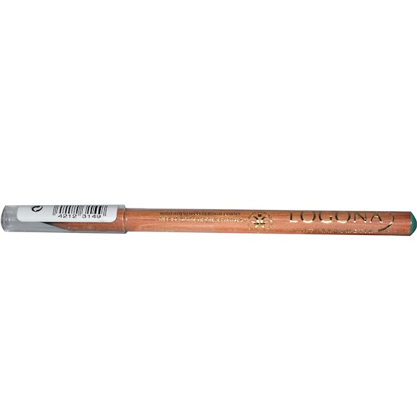 Logona Naturkosmetik, Eye Pencil, Turquoise 05, 0.04 oz (1.14 g) (Discontinued Item)
