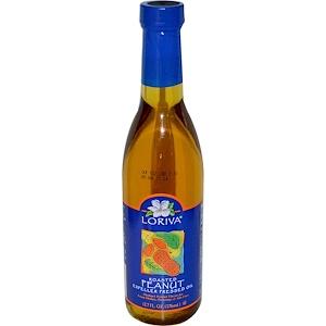 Лорива, Roasted Peanut Expeller Pressed Oil, 12.7 fl oz (376 ml) отзывы