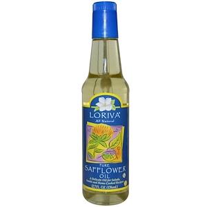 Лорива, Pure Safflower Oil, 12.7 fl oz (376 ml) отзывы