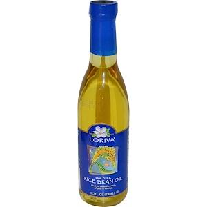 Лорива, 100% Pure Rice Bran Oil, 12.7 fl oz (376 ml) отзывы покупателей