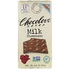 Chocolove, Chocolate con leche, 33 % de cacao, 90 g (3,2 oz)
