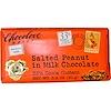 Chocolove, Соленый арахис в молочном шоколаде, 3.2 унции (90 г)