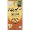 Chocolove, Pretzel in Milk Chocolate, 2.9 oz (83 g)