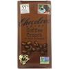Chocolove, Coffee Crunch in Dark Chocolate, 3.2 oz (90 g)