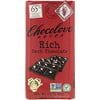 Chocolove, Chocolate Negro, 3.2 oz (90 g)