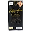 Chocolove, Strong Dark Chocolate, 3.2 oz (90 g)