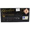 Chocolove, Strong Dark Chocolate, 3.2 oz (90 g)