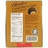 Chocolove, Almond Butter Cups, Dark Chocolate, 12- 2 Cup Packs, 1.2 oz (34 g) Each