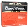 Bigelow, Black Tea, Constant Comment, 40 Tea Bags, 2.37 oz (67 g)