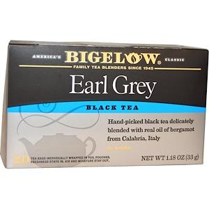 Бигелоу, Black Tea, Earl Grey, 20 Tea Bags, 1.18 oz (33 g) отзывы
