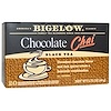 Bigelow, Black Tea, Chocolate Chai, 20 Tea Bags, 1.73 oz (49 g)