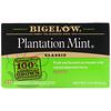 Bigelow, Classic, Plantation Mint, 20 Tea Bags, 1.18 oz (33 g)